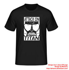 ATTACK ON TITAN T-SHIRT colossal face -obey inspired - UNISEX - free uk delivery