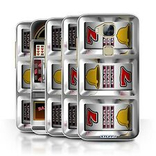 Slot Machine Phone Case/Cover for Huawei G7 Plus