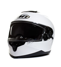 MT Helmets - Casco integral MT Lynx SV blanco brillo