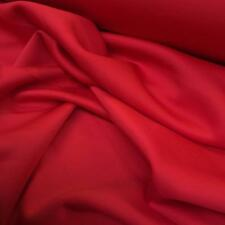 RED Neoprene Scuba Wetsuit Divesuit Fashion Fabric Material, 150cm Wide