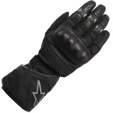 AlpineStars Vega DryStar Waterproof Touring Motorcycle Gloves - Black