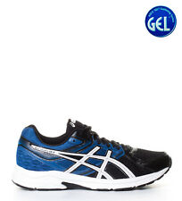 Asics - Zapatillas de running Gel Contend 3 negro, blanco, azul
