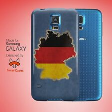 Germany National Country Flag Case Cover for Samsung Galaxy