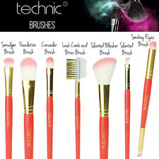Technic Brushes Concealer - Foundation - Duo - Lash - Slanted - Blusher Bronzer