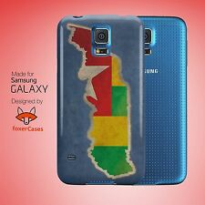 Togo National Country Flag Case Cover for Samsung Galaxy