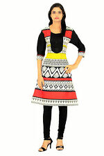 Pure Cotton Printed Casual Wear Women Kurti