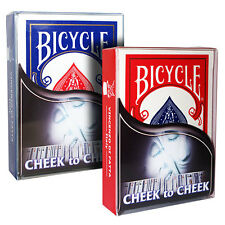 Cheek to Cheek  - Bicycle Magic Trick Deck - Brand New