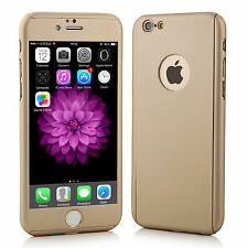 For APPLE IPHONE 5/5S 360 DEGREE FULL BODY PROTECTION* Front+Back Cover Case