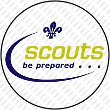 48 x 3cm Boy Scouts Cubs Scout Cup Cake Toppers Edible Icing & Rice/ Wafer Paper