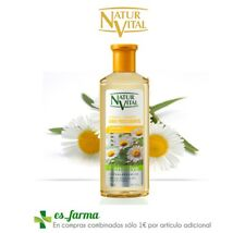 NATURALEZA Y VIDA CHAMPU CAMOMILA SENSITIVE 300ML SHAMPOO BLOND HAIR