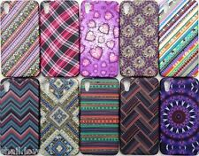 IMPORTED DESIGNER PRINTED SOFT SILICON BACK CASE COVER FOR HTC DESIRE 728 728G