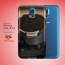 Coffee Beans Chocolate Latte Cup Lover Case Cover for Samsung Galaxy