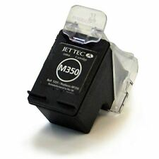 HP350 Black Premium Remanufactured Printer Ink Cartridge H 350