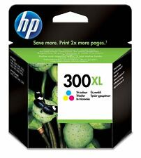 HP300XL Colour High Capacity Original HP Ink Cartridge