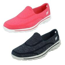 Donna Skechers Scarpe Sportive Go Walk 2 Super Sock