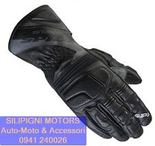 SPIDI STS-S A163 Nero 026 Guanto in Pelle Moto Sport Touring Racing