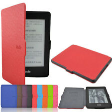 Slim Pelle Magnetica Custodia Cover Per Amazon Kindle Paperwhite 1/2/3 Case