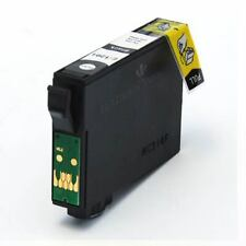 Black Compatible (non-Epson) Printer Ink Cartridge to replace T1291 Apple Ink