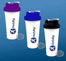600ml 20oz PROTEIN SHAKER  MIXER BOTTLE CUP NUTRITION--8329--