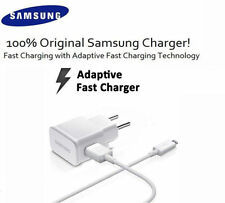 100% Original 2.0A Samsung S6 Universal Mobile Charger USB Adapter + DATA CABLE