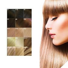 """24"""" Clip In Remy Human Hair Extensions Full Head"""