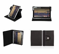 """Premium PU Leather Case/Cover For 10.1"""" Acer Aspire Switch 10 E+Screen Protector"""