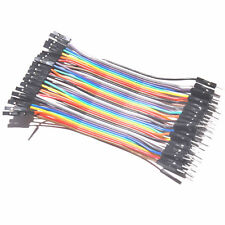 10cm Dupont Jumper Wire Ribbon Cable for Pi GPIO Pic AVR Arduino Breadboard