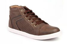 Jacs New Brown Coloured Stylish Shoes for Men(JACS5015_BROWN)