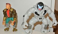 1996 The Space Monkeys Action Figures Captain Simian Gor-illa Mattel