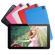 """9"""" Inch Google Android4.4 KitKat Tablet PC Quad Core A33 A7 8GB Dual Camera WiFi"""
