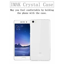 Original Imak Air Crystal Clear Transparent Hard Back Case Cover For Xiaomi Mi 5
