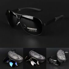 mens sunglasses polarized UV400 Polarized coating Driving Glass Sun glasses