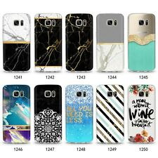 SAMSUNG GALAXY S7 Case Designer Printed Cartoon Fancy Back Cover 7 GIRL HARD