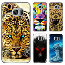 SAMSUNG GALAXY S7 EDGE Case Designer Printed Cartoon Fancy Back Cover 7 GIRL