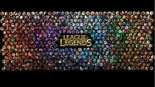 LOL League of Legends Riot Figures in 16 Styles