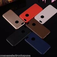 Luxury Soft Slim PU Leather Case iPhone 5 / 5S /6 / 6S Protective Back Cover