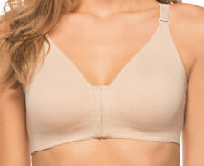 0d18993244c8b Post Surgical Bra - Wire Free Front Fastening Soft Cup Breast Surgery Bra  10618