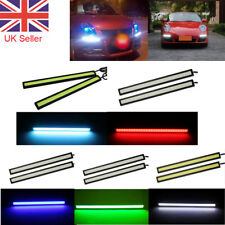 2x White 12V 100 LED COB Car DRL Driving Daytime Running Light Bulb Fog Lamp UK