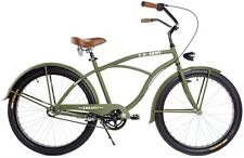 "EMBASSY USS DESTROYER 26"" BEACH CRUISER FAHRRAD HERREN CITY RAD SHOW BIKE"