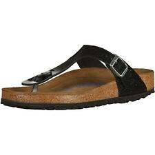 Birkenstock Gizeh Magic Galaxy Black Birko-Flor Flat Sandals