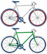 "28"" ZOLL FIXED GEAR FAHRRAD COPPI SCATTO FISSO SINGLESPEED FIXIE CITY HERRENRAD"