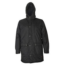 Oslo Insulated Anorak Snow Coat Jacket with Hood for Mens
