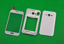 Housing Cover+Touch Screen Digitizer Glass Lens For Samsung GALAXY J1 Ace J110