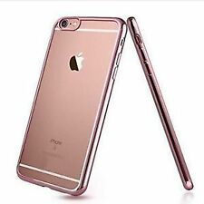 IPhone Chrome Electroplated Back Case Cover Cum Bumper For All Iphone 5 6 series