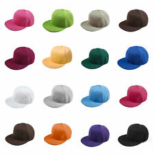 Unisex Fashion Hat Trendy Korean Hip-Hop Baseball Cap Flat-brimmed Hat WR