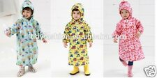 Kids Rain Coat for boys & girls go school freely in Rainy Season (Best Quality)