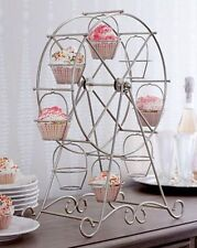 8 Cup Cake Ferris Wheel Display Stand Cupcake Holder Party Birthday Wedding