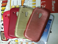 buy2./ Shiny Silicon Soft Back Cover Case For Samsung Galaxy S Duos S7562
