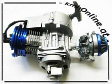 Pocket Bike Big Bore 6 Motore completo Tuning blu oro rosso - kmhonline.at -