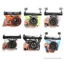 New Underwater Waterproof Diving Pouch Bag Case for DSLR SLR Digital Lens Camera